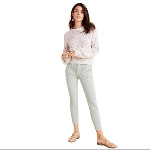 Anthropologie Pilcro High Rise Skinny Thin Cords